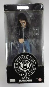 The Ramones Joey Ramone Action Figure New Opened Box Stronghold 2004 12""