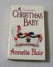 """Historical Romance Book """"A Christmas Baby"""" by Annette Blair"""