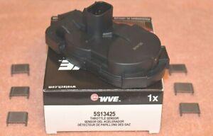 Throttle Position Sensor WVE NTK 5S13425 Chevy GMC Truck 2005 On Corvette Camaro