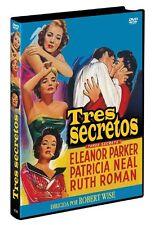 THREE 3 SECRETS (1950) **Dvd R2** Eleanor Parker, Patricia Neal, Ruth Roman