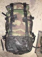 Sac à dos Chasseur Alpin camouflage C/E camo centre Europe Armée Française cam