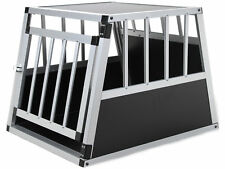 Transportbox Hundetransportbox Hundebox Reisebox Alu Box Autotransportbox Hunde