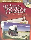 Writing and Grammar by Prentice Hall Dictionary Editors (2003, Hardcover,...