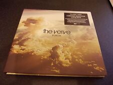 THE VERVE FORTH LIMITED EDITION CD AND DVD FREE POSTAGE IN HARDBACK BOOK EDITION