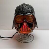 Vintage Star Wars Darth Vader Bobble Head Accent Lamp Night Light Decoration