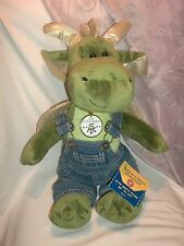 """Build A Bear Dragon Year Of The Dragon Limited Edition 14"""" All Original Tags"""