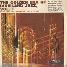 THE GOLDEN ERA OF DIXIELAND JAZZ Vol. 1 EP