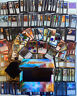 Magic the Gathering kit! MTG box, 500 cards, 20 RARE, 4 foil, pouch, counters