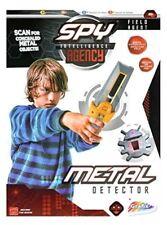 Niños de la agencia de inteligencia Espía Detector De Metales búsqueda del tesoro Juguete Gadget secreto