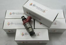*Cleaned & Flow Tested* Fuel Injector Set (6) Toyota-Lexus 2.5 88-91 23250-62020