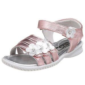 NEW - Enzo Girls Sona Sandal Pink 30 EU (US Little Kid 12.5 M)