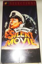 Silent Movie (VHS, 1997)(Comedy) Mel Brooks!