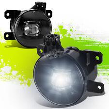 CHROME CLEAR OE LED FOG LIGHT/LAMP+BULBS+MOUNT FOR 06-14 SUZUKI GRAND VITARA