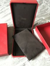 Cartier Large  Jewellery Necklace box