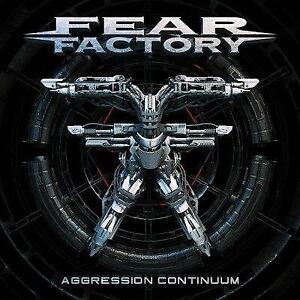 Fear Factory - Aggression Continuum (CD ALBUM (1 DISC))