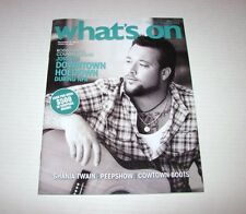 Whats On Vegas Magazine Uncle Kracker Concert Preview Issue Dec '12 Rare New
