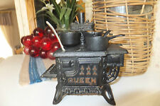 Queen Miniature Cook Stove