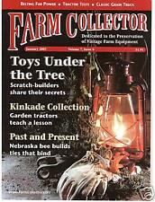 Nebraska Tractor tests - Kinkade garden tractor - Farm Collector Magazine