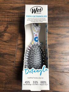Wet Brush Kid's Detangler -  Unicorn 1pc Brushes