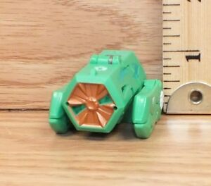 Bakugan (70G) Battle Brawlers Green / Copper Tone Battle Turbine Only *NO Card*