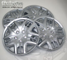 "Hubcap 16"" Inch Wheel Rim Skin Cover 4pcs Set-Style Code 025 16 Inches Hub Caps-"