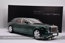 Kyosho 1:18 Rolls-Royce Phantom Green