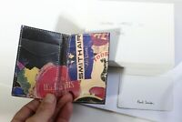 Paul Smith  'Luggage Label' Card holder wallet  Original authentic vintage