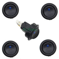 Max 2 pines Mini-interruptor rojo 250v//3a wippenschalter interruptor schaltend
