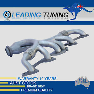 Stainless Exhaust Manifold Fit For Jeep Wrangler Grand Cherokee 4.0L Turbo 91-99