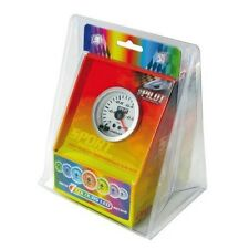 Manometre Dépression Vacuum Sport LED 7 couleurs Ø52mm