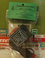 TYCO HO SLOT CAR ELECTRIC RACING POWER PACK , #610C