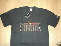 Genuine Starter Trickskool Tee T-Shirt Top Black Crew Neck Cotton S M L New BNWT