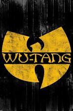 Wu-Tang Clan Poster Logo 61 x 91,5 cm