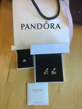 Pandora Charms x3 Silver Genuine Eeyore, Running Horse New with boxes and bag