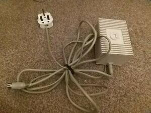 Vintage Commodore 64 C64 White-Brick PSU power supply FAULTY . Nice paper weight