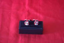 Ghostbusters Logo Metal Cufflinks in Presentation Box