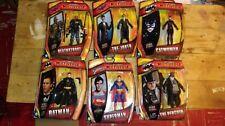 DC Multiverse unmasked Batman Superman Catwoman Penguin Deathstroke Joker
