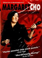 NEW  DVD // Margaret Cho: Assassin  // COMEDY LIVE IN WASHINGTON // 175min TOTAL