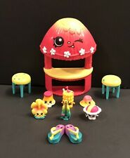 Shopkins Fashion Spree Tropical Collection~8 Exclusive Shopkins