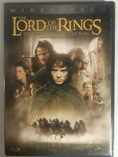 Lord Of The Rings - The Fellowship Of The Ring (DVD) Canadian Import, Region 1