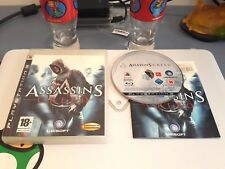 ASSASSIN'S CREED (ASSASSINS CREED) PLAYSTATION 3 PS3 JUEGO PAL CASTELLANO! PLAY3