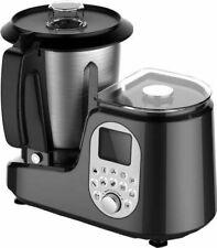 Sirge 1200W Robot da Cucina Multifunzione - Argento/Nero