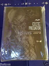 Hot Toys 1/6 AVP Alien vs Predator Celtic Predator Ver. 2.0 MMS221