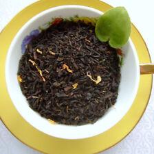 Tea Mango, Peach & Apple Harvest Fruit Blend Loose Leaf Aged Black CB