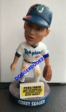 Ogden Raptors Corey Seager SGA Mini Bobblehead only 500 given out. LA Dodgers