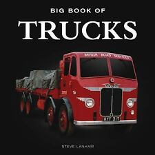 Big Book of Trucks (Big Books), Lanham, Steve