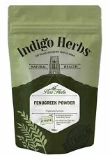 Fenugreek Seed Powder - 100g - (Quality Assured) Indigo Herbs