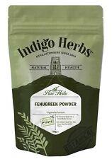 Fenugreek Seed Powder - 100g - (Quality Assured) Indigo Herbs