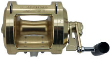 ALUTECNOS 80 LBS 2-Speed Multirolle 80 LBS Albacore Multirolle Big Game Reel