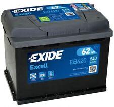 Batteria auto EXIDE EB620 12V 62AH 540EN